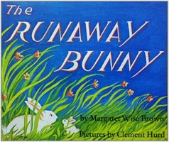 "Ms. Gilbert read aloud, "" The Runaway Bunny"""