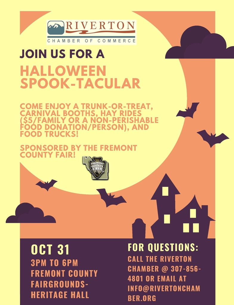 Halloween Spook-Tacular October 31, 2020