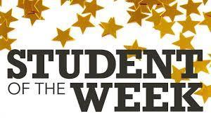 Arapahoe Middle School Student of the Week