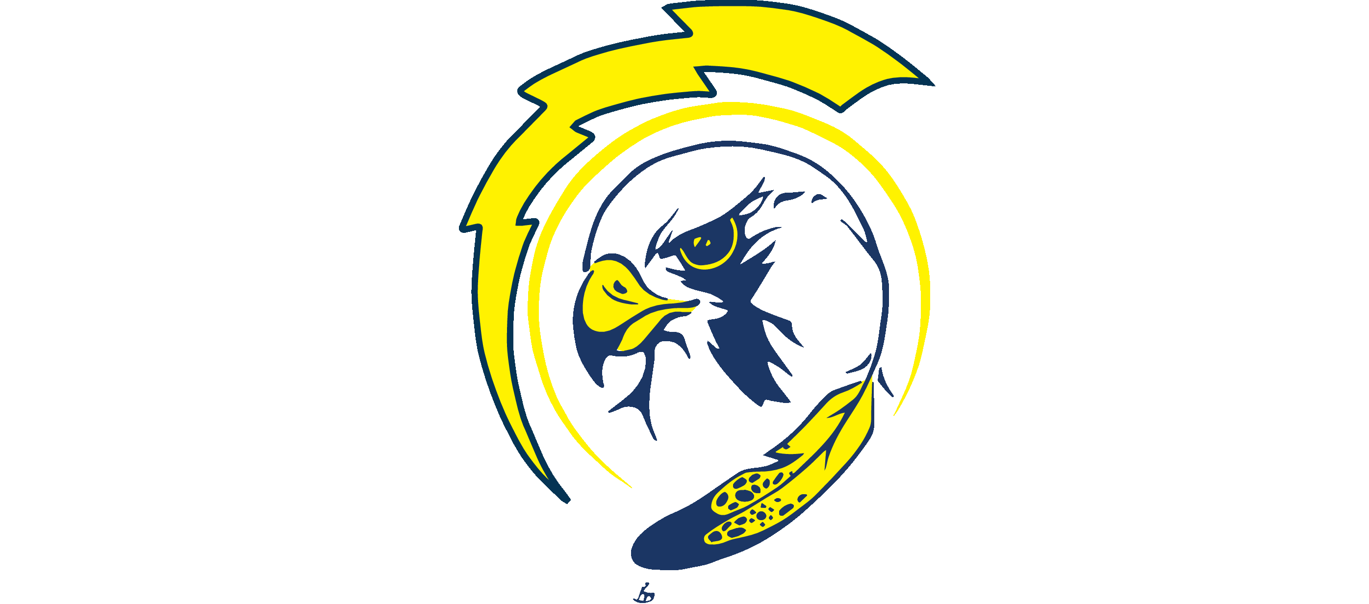 Image of the Arapahoe School Falcon Logo